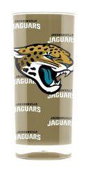 Jacksonville Jaguars Tumbler - Square Insulated (16oz)