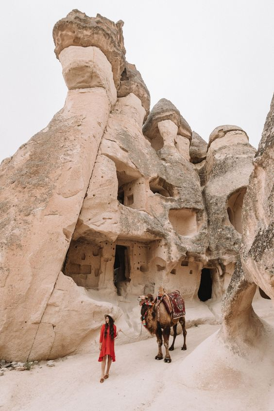The 5 Best Photo Spots In Cappadocia, Turkey | alexandra taylor