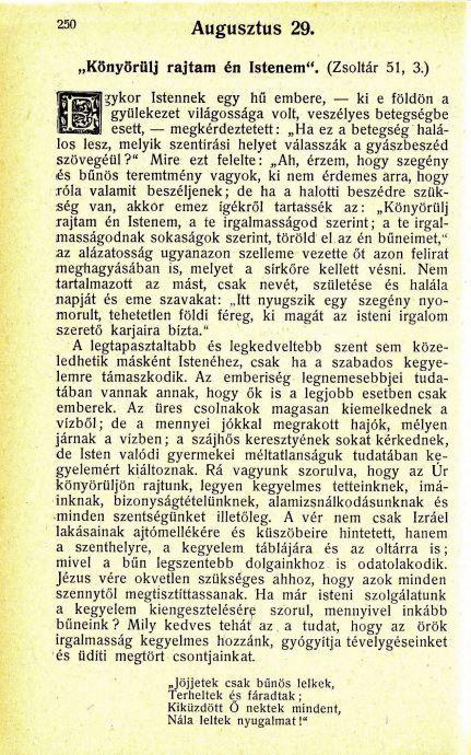 08.29. Spurgeon: Harmatgyöngyök