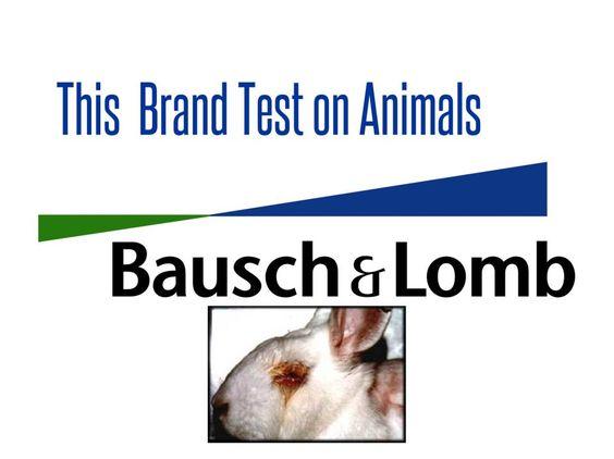 Boycott Bausch & Lomb