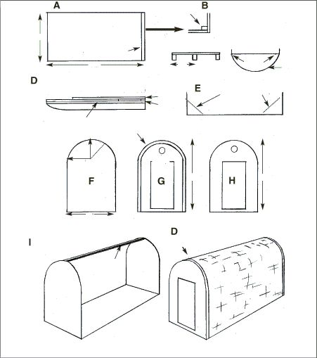 Free ice fishing shack plans  build your own ice hut   Ice Fishing    Free ice fishing shack plans  build your own ice hut
