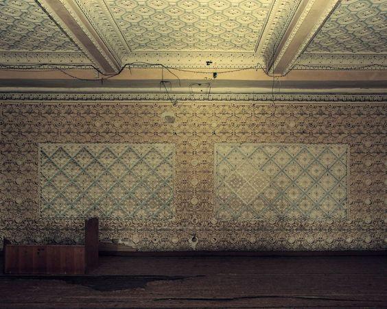 Zerfall der Sowjetunion : Verlassen, aber nicht verloren   ZEITmagazin . interiors .