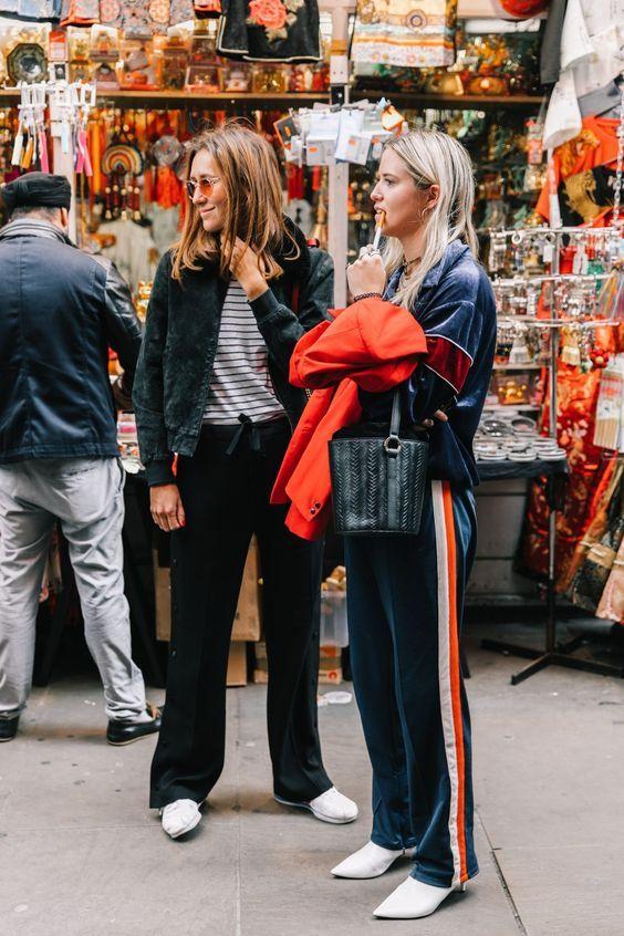 London SS18 Street Style II