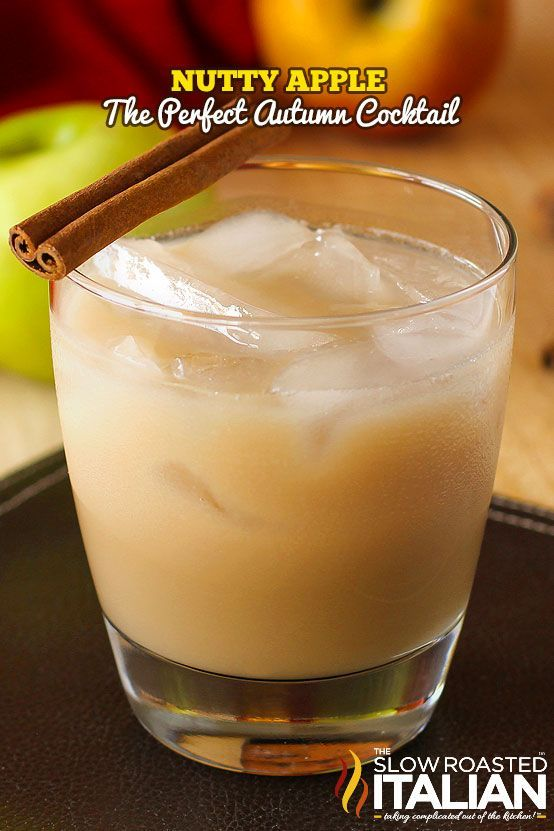 French vanilla cocktails and apples on pinterest for Cocktail 9 mac