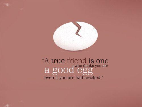 True friends !!
