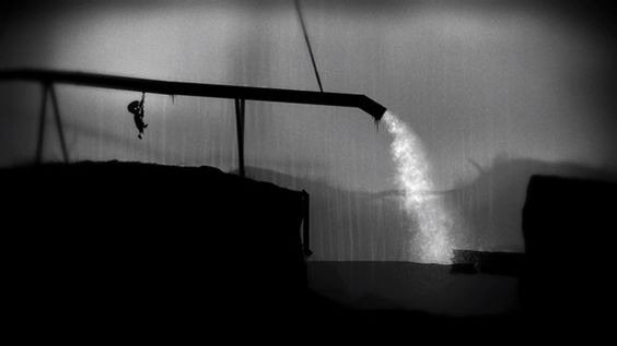 Limbo (XBox 360). Completely addictive. Purely gorgeous and brilliantly simple, but not easy.  Good stuff.