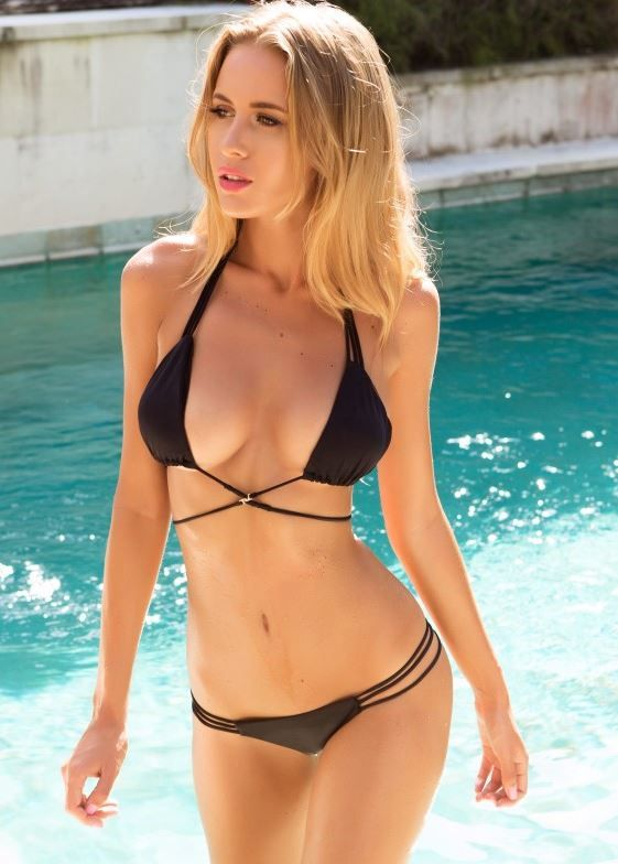 At the copa bikini