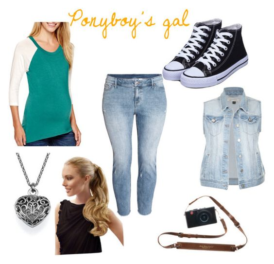 The outsiders ponyboy by iheartanime74 on Polyvore featuring polyvore, moda, style and H&M