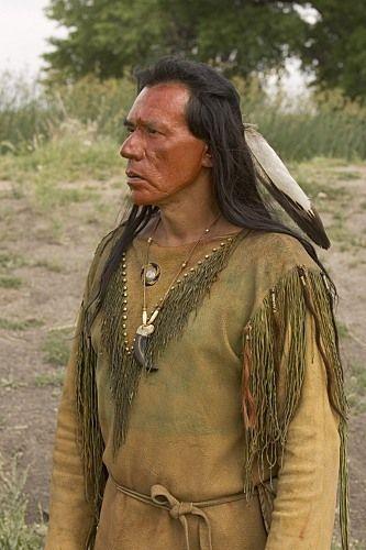 Comanche Moon   Wes Studi - Buffalo Hump