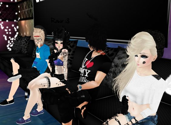 Captured Inside IMVU - Join the Fun!k