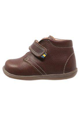 HAMMAR - Chaussures premiers pas - dark brown