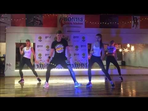 Inna Nirvana Zumba Fitness With Aras Youtube Zumba Workout Fun Workouts Aerobic Exercise