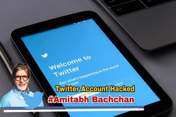 Hello friends bollywood  big b Amitabh Bachchan Twitter Account Hacked ho gaya jiske bad social media par jamkar ye jankari share ki hai tw...