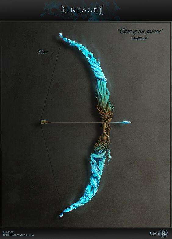 Bow Lineage 2 by Urchina.deviantart.com on @DeviantArt