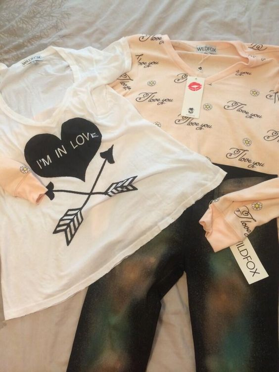 joy kirkbride @joy_by_name May 16  Wildfox overload... Nothing's going back. Keeping them all. Wish I'd bought more! @AdHocLondon @WildfoxUK