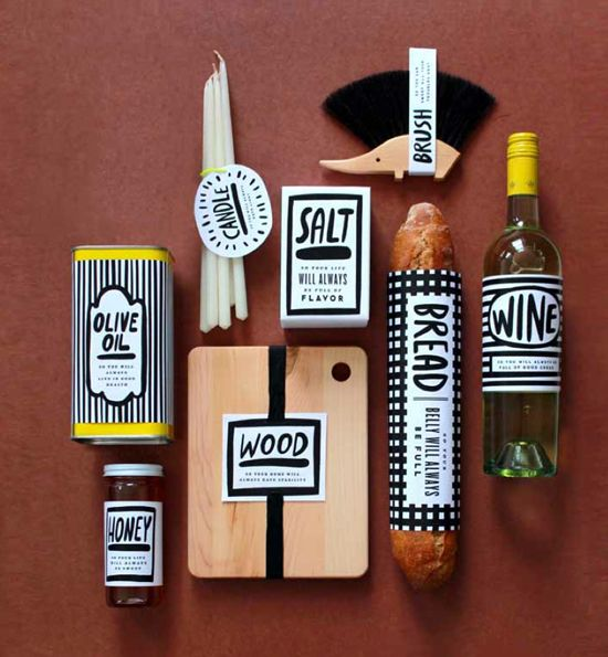 Packaging / Housewarming Gift / Make & Give: