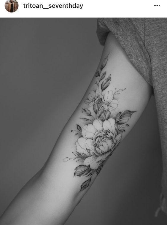 27++ Tatouage avant bras femme fleur inspirations