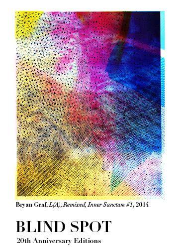 """""""L(A), Remixed, Inner Sanctum #1, 2014"""" BRYAN GRAF"""