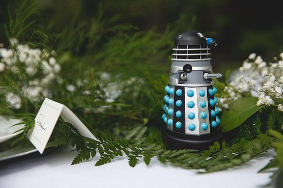 Doctor Who Wedding Cake | POPSUGAR Tech