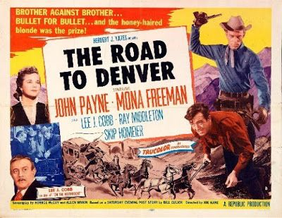 The Road to Denver / Colorado saloon - Joseph Kane http://western-mood.blogspot.fr/2013/12/the-road-to-denver-colorado-saloon.html#links