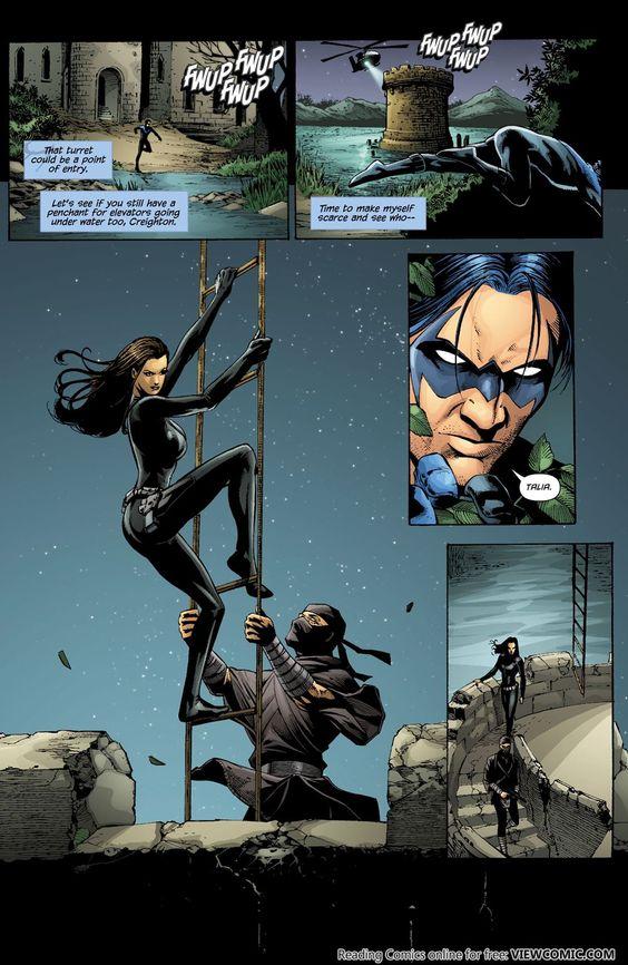Nightwing v2 146 (2008)  Pg4