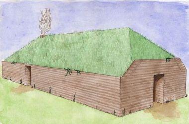 Ingestort zodenhuis in Firdgum wordt hersteld •De Erfgoedstem