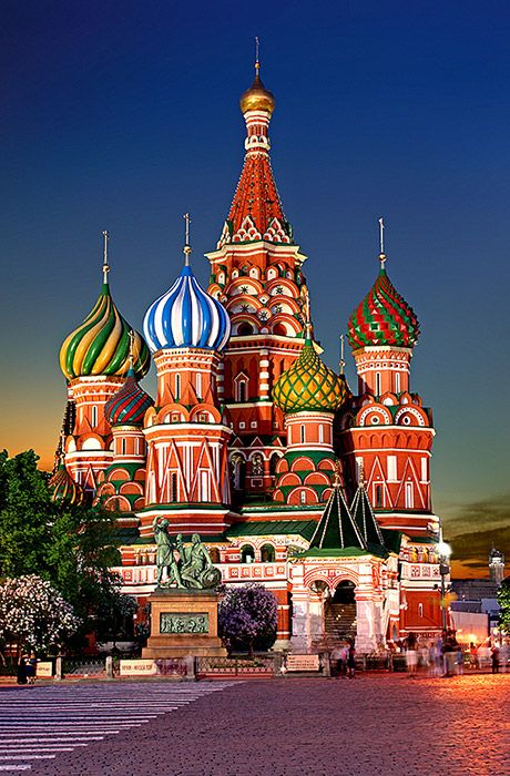 Five Wild Facts about St. Basil's Cathedral - Russian Life