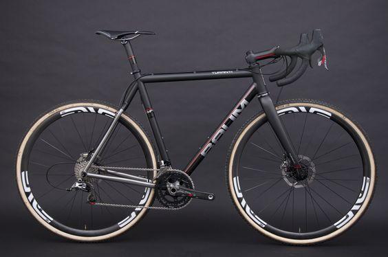 GTH - Avon Black, SRAM Red, Arctic Silver - Turanti | by Baum Cycles