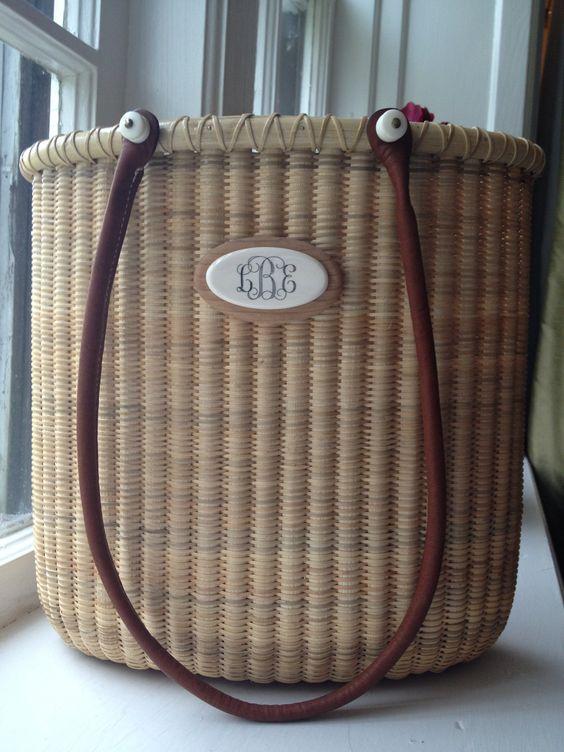 Handmade Nantucket Basket : The world s catalog of ideas