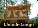 Not made from lincoln logs