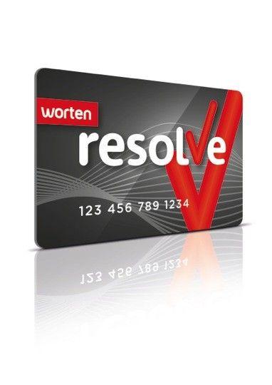 """Cartão Worten """"Resolve"""" - Grátis e resolve o problema da perda de factura/garantia"""