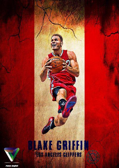 Blake Griffin by PanosEnglish.deviantart.com on @DeviantArt