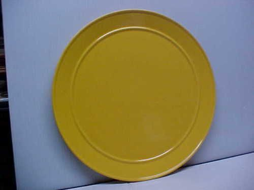 VTG-Mid-Century-Design-Mikasa-Bob-Van-Allen-Bright-Yellow-Serving-Platter-Plate
