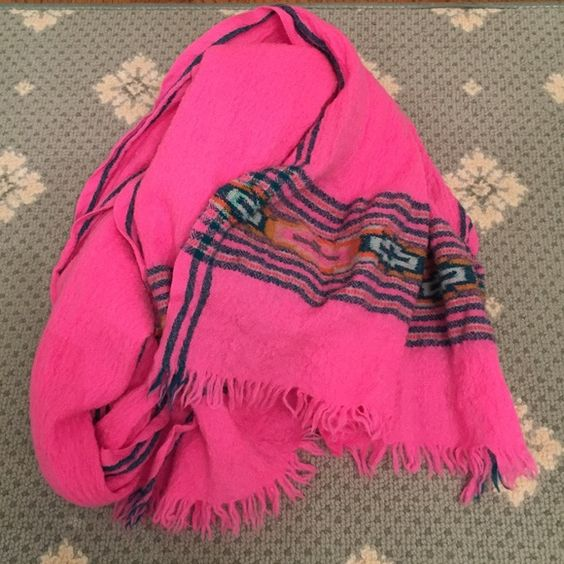 J.Crew Scarf worn and washed once J. Crew Accessories Scarves & Wraps