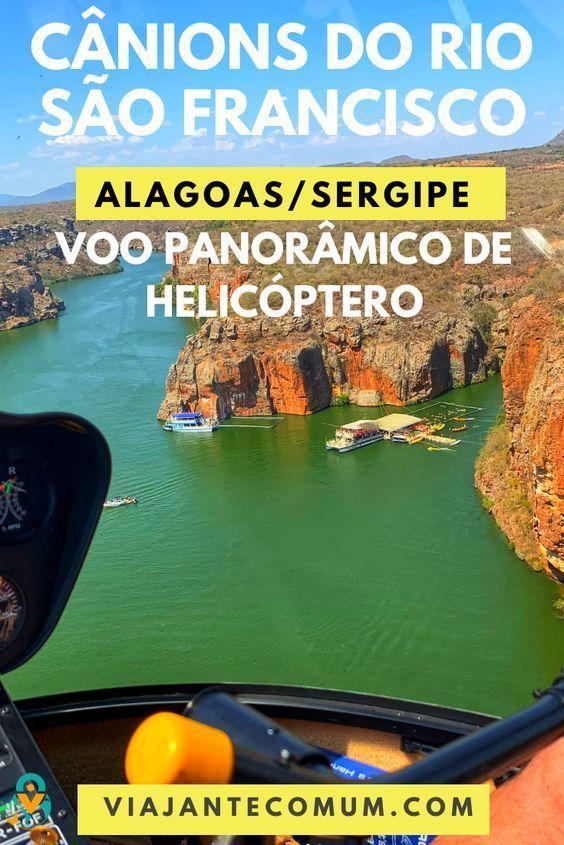 Os Voos De Helicoptero No Canion Do Xingo Partem Do Restaurante
