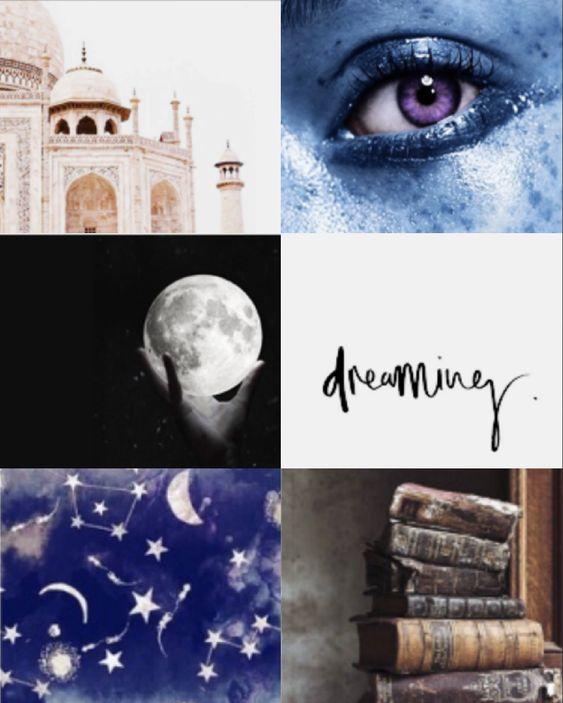 Strange the Dreamer by Laini Taylor aesthetic