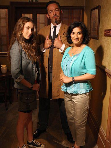 Nina, Victor & Trudy