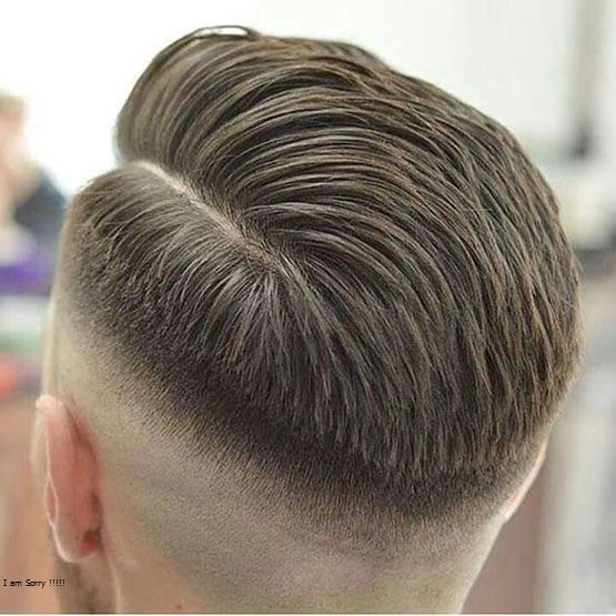 Pin Di Gaya Rambut Pria