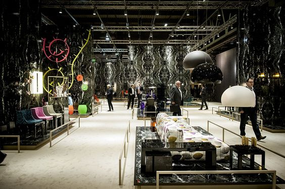 Kartell Contemporary Lifestyle booth