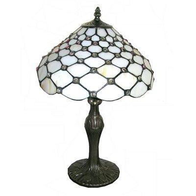 Warehouse of Tiffany TC12B307T Style Jewel Table Lamp