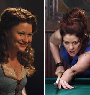 Once Upon a Time Season 2: Do You Prefer Belle or Lacey ...