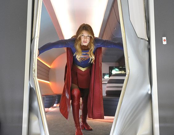 Supergirl - How Does She Do It?