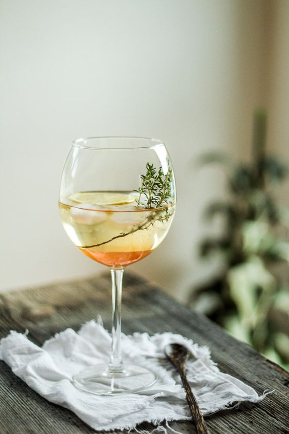 Happy Hour 〖〗 Lillet Marie