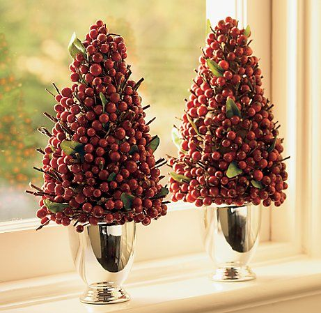 10 diy christmas topiary projects - Christmas Topiary