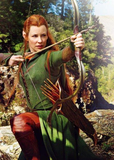 « Le Hobbit 2 » : un nouveau personnage fait son apparition, Tauriel l'elfe sylvestre