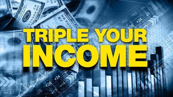 Cardone Zone -  Triple Your Income Live @ 12pm EST