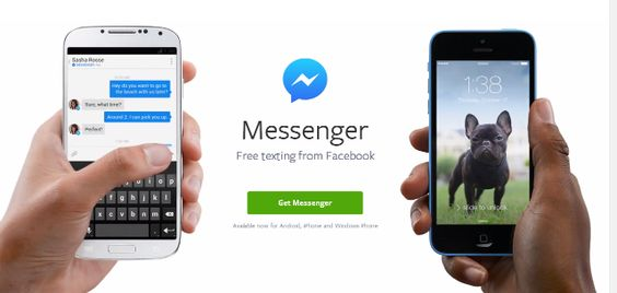 Facebook's got a two-front strategy for fighting in the mobile chat wars