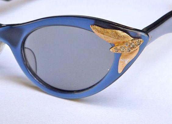 60s Cat Eye Sunglasses