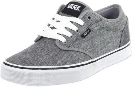 Vans Gray Shoes