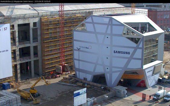 Humboldt-Box - Ihr Informations-Center zum Humboldt-Forum